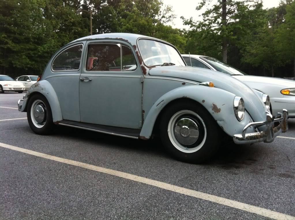 "'67 Beetle ""Judy"" - Page 7 Wheels"