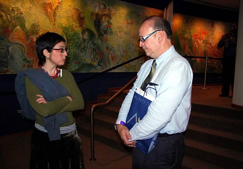 Conferencias sobre el arte de coleccionar - Museo de Arte de Puerto Rico 08