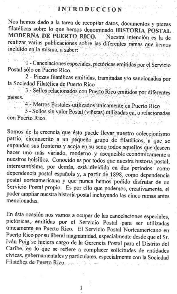 Cancelaciones Especiales de Puerto Rico 1927-2001 002-6