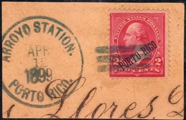 Articulo Puripex 2007 - LA ESTACION POSTAL MILITAR DE MAMEYES, Puerto Rico 003s