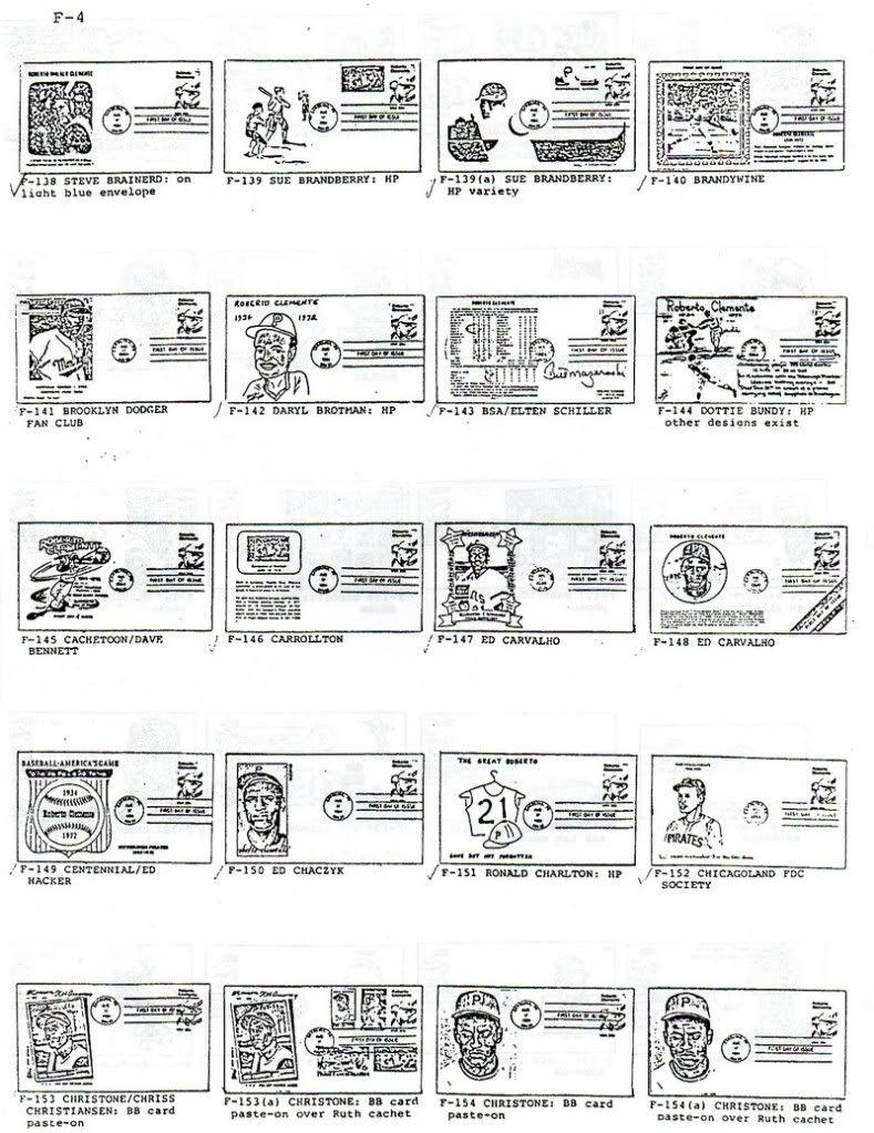 Catalogo FDC de Clemente 2097 004-8