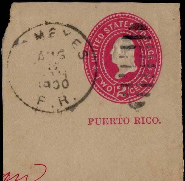 Articulo Puripex 2007 - LA ESTACION POSTAL MILITAR DE MAMEYES, Puerto Rico 005s