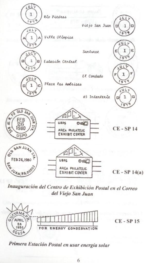 Cancelaciones Especiales de Puerto Rico 1927-2001 007-3