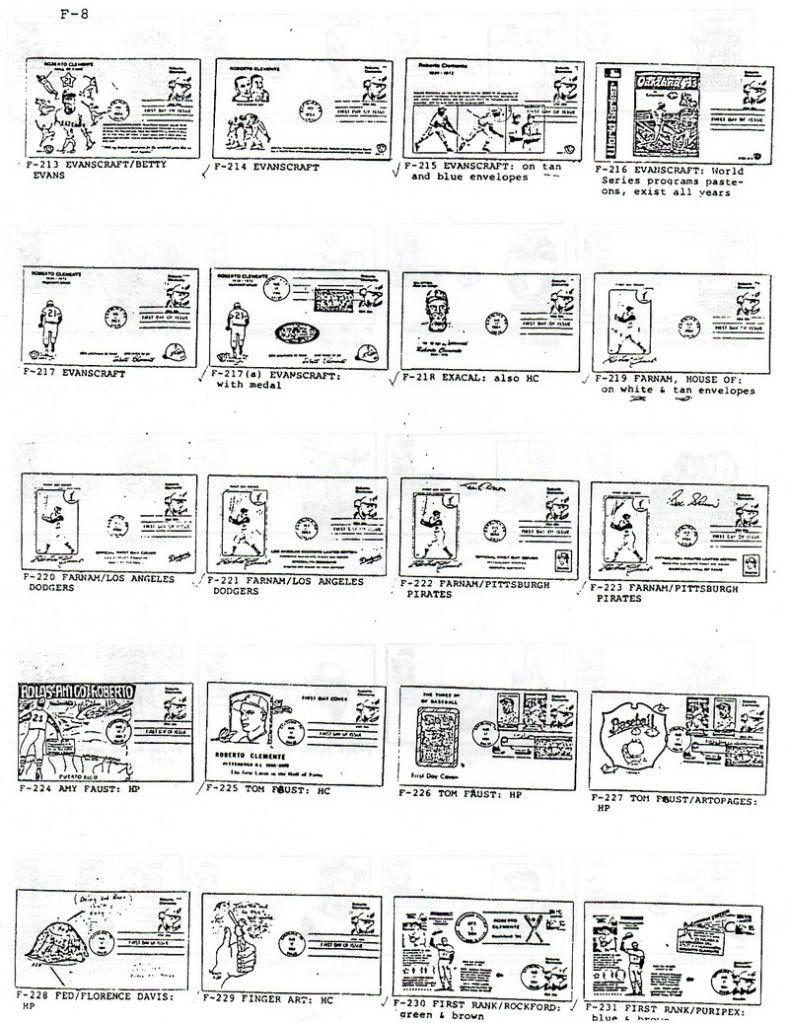 Catalogo FDC de Clemente 2097 008-5