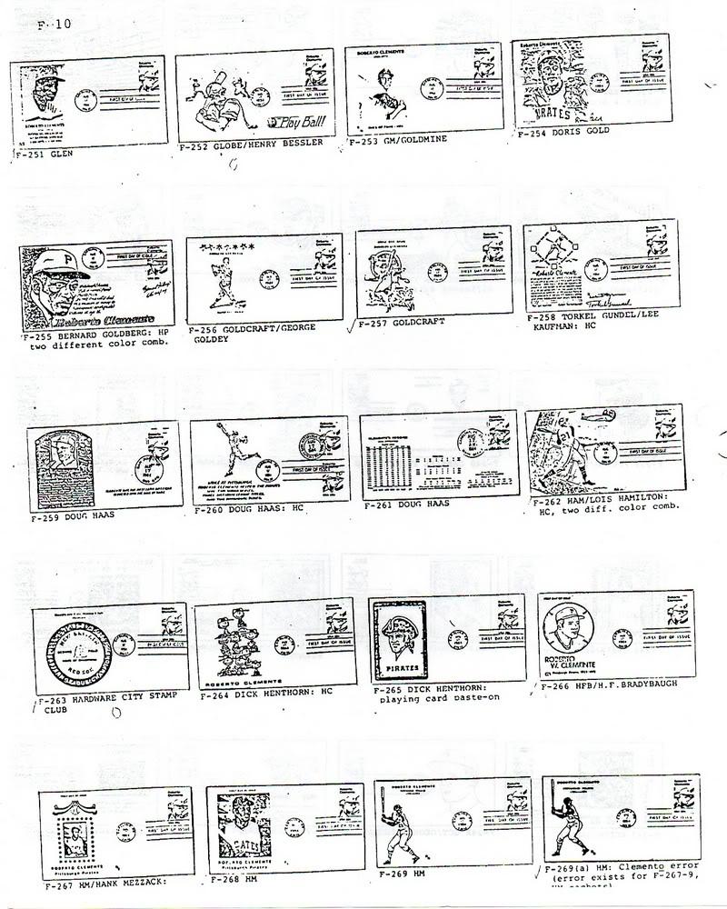 Catalogo FDC de Clemente 2097 010-7