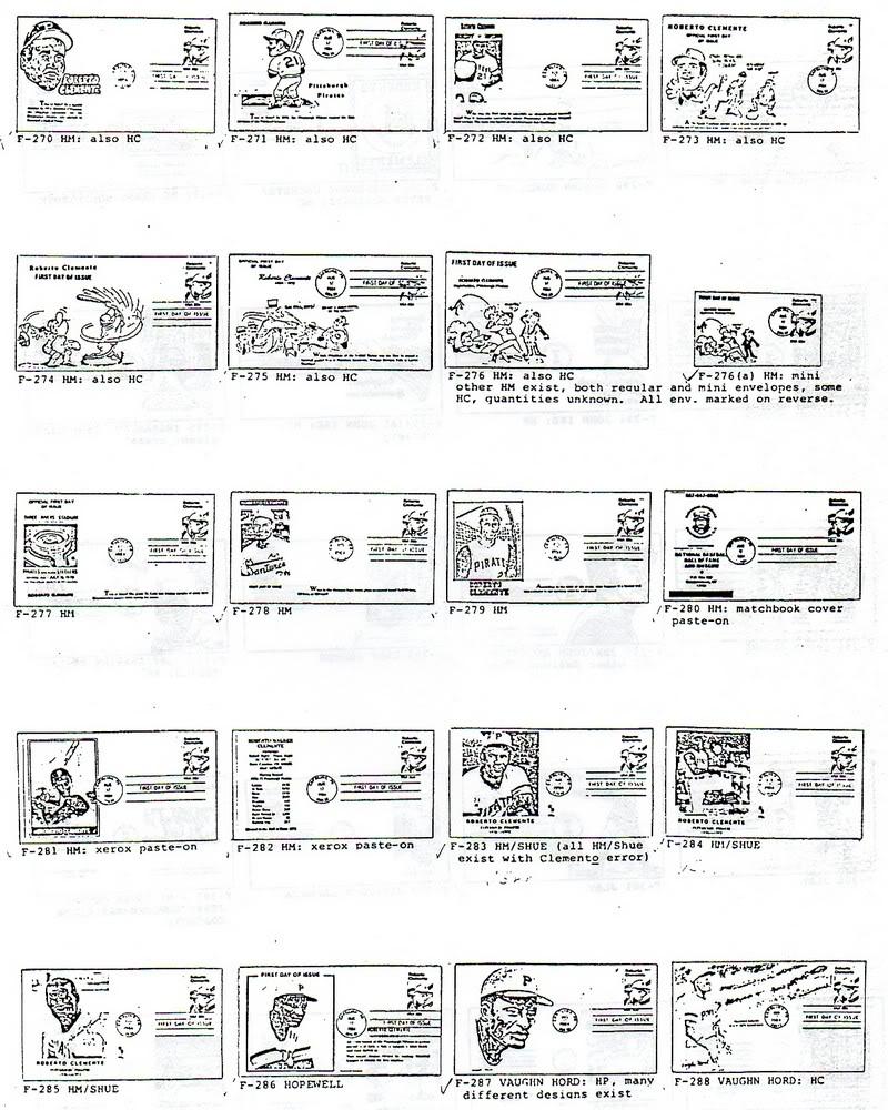 Catalogo FDC de Clemente 2097 011-5