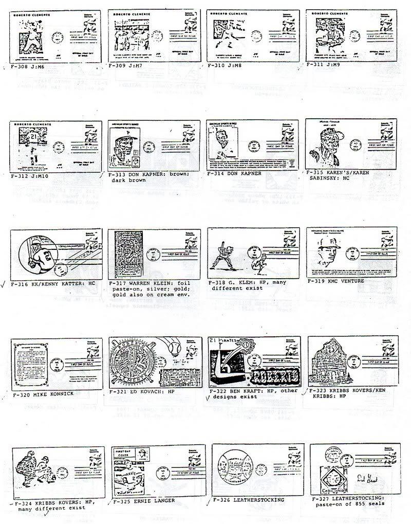 Catalogo FDC de Clemente 2097 013-3