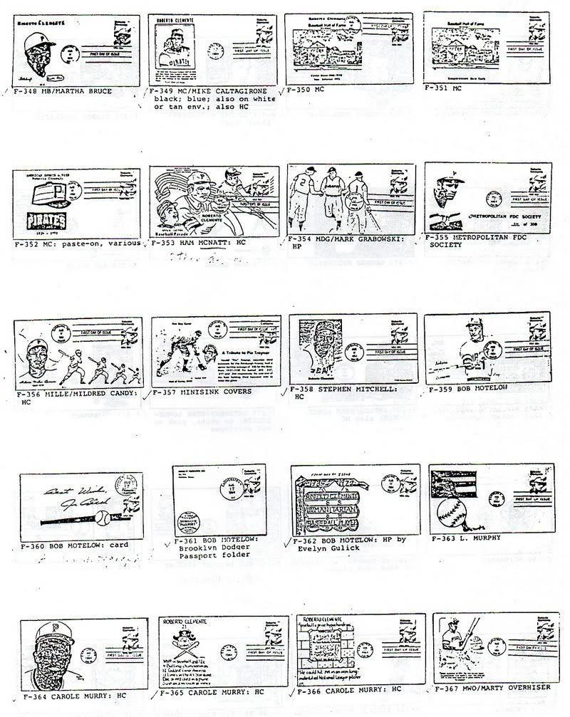 Catalogo FDC de Clemente 2097 015-3