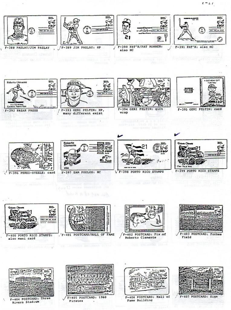 Catalogo FDC de Clemente 2097 017-2