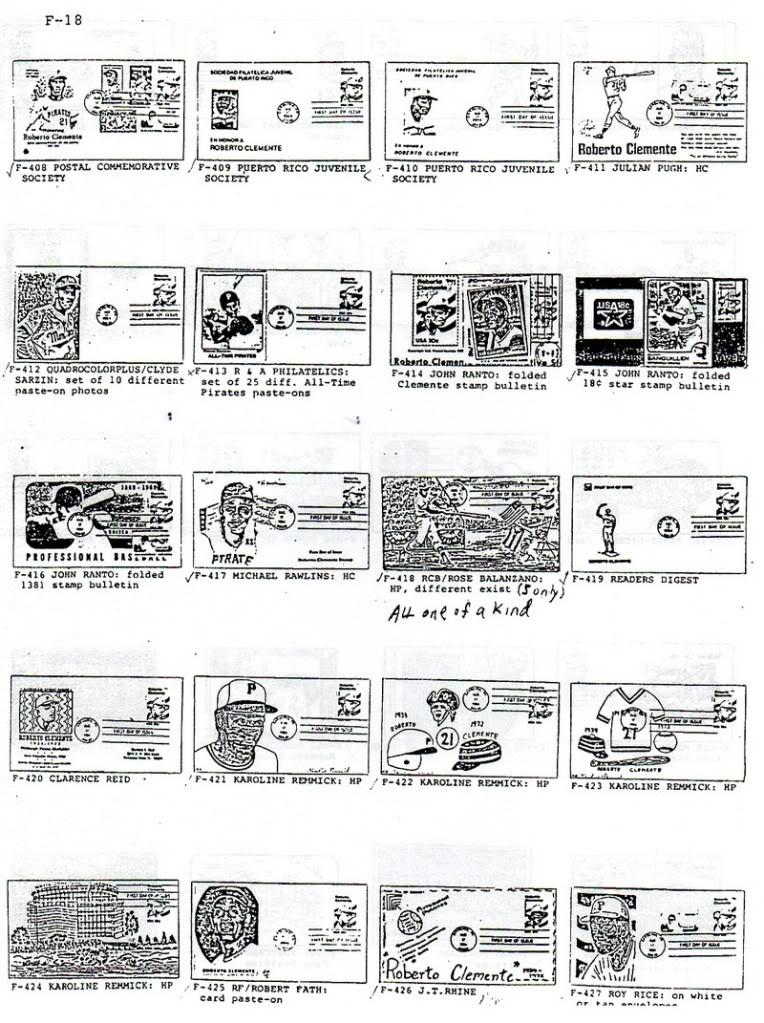 Catalogo FDC de Clemente 2097 018-2