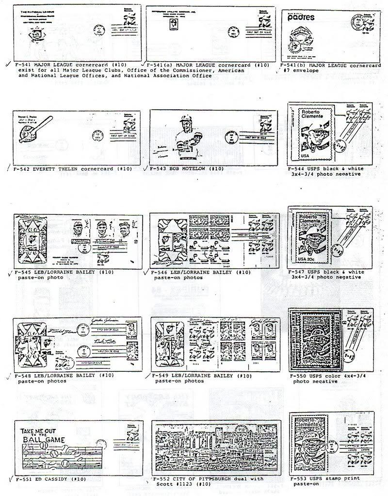 Catalogo FDC de Clemente 2097 025-2