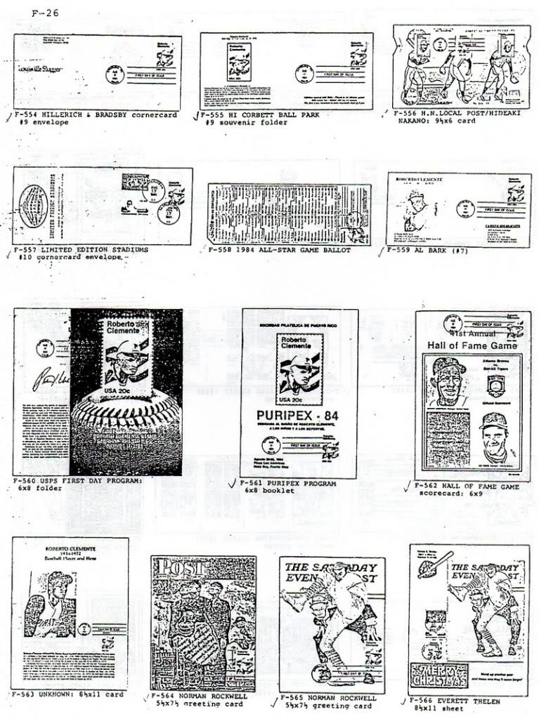 Catalogo FDC de Clemente 2097 026-2