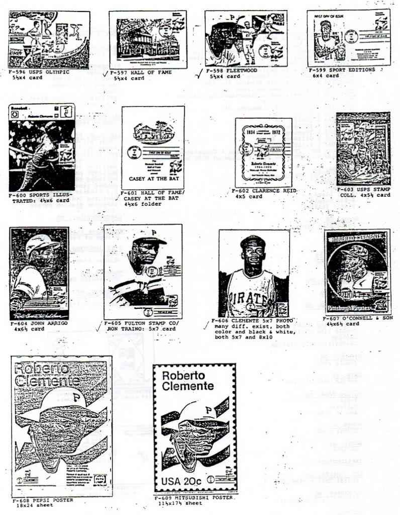 Catalogo FDC de Clemente 2097 029-2