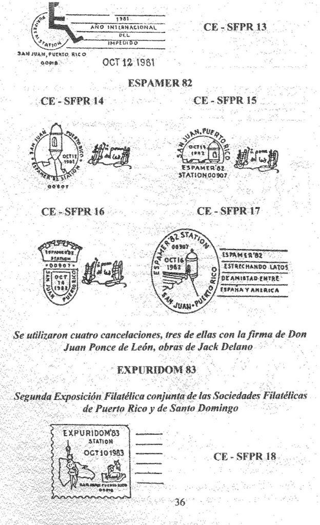 Cancelaciones Especiales de Puerto Rico 1927-2001 037-1
