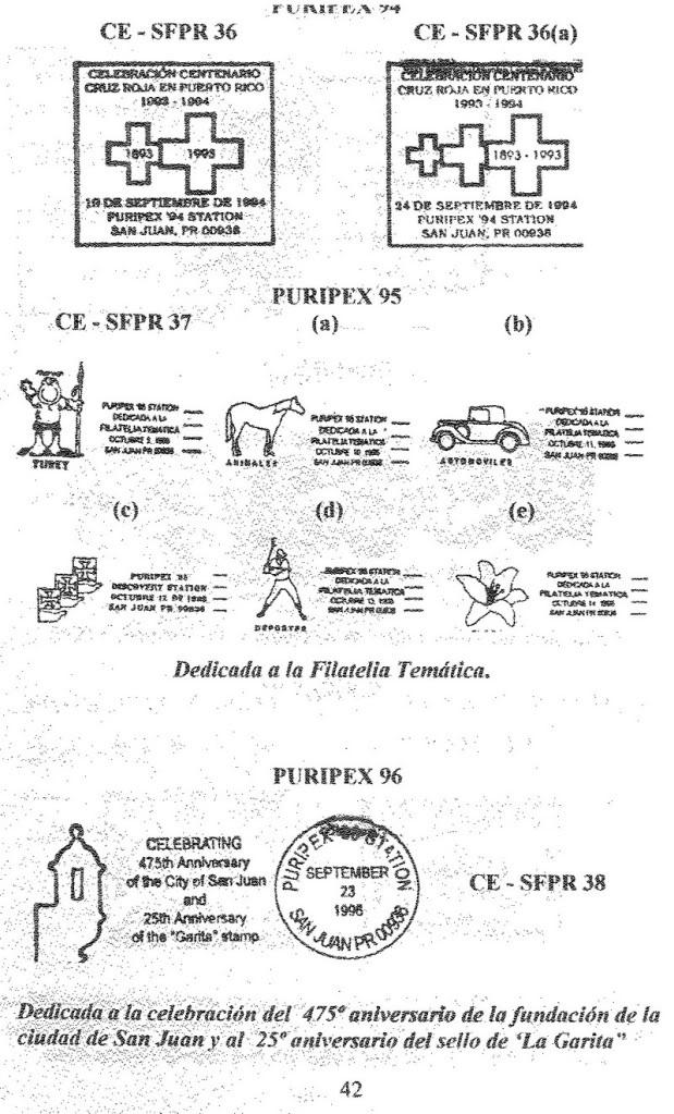 Cancelaciones Especiales de Puerto Rico 1927-2001 043-1