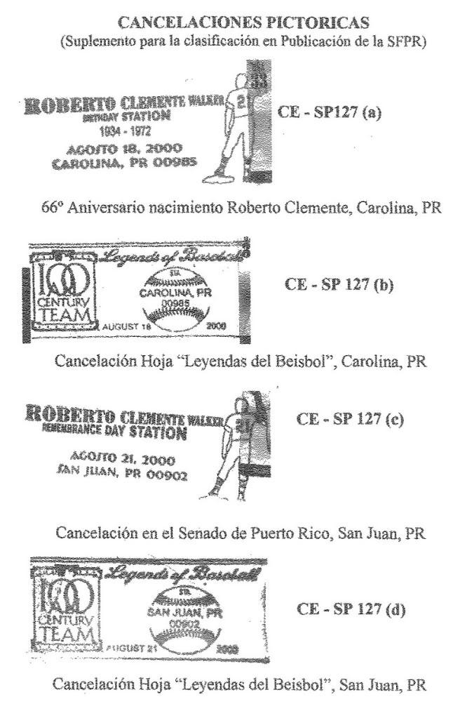 Cancelaciones Especiales de Puerto Rico 1927-2001 049-1