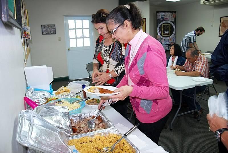 Fiesta de Navidad domingo 15 de enero 2012 - Fotos 20120115-11920
