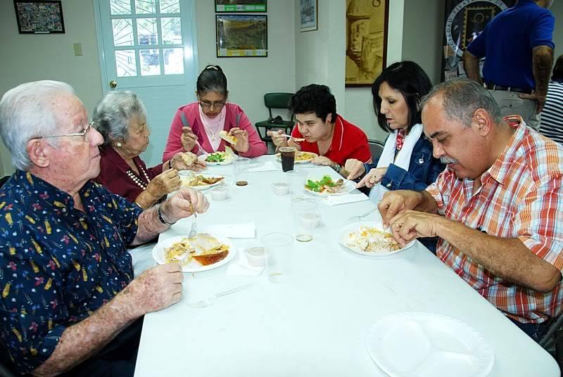 Fiesta de Navidad domingo 15 de enero 2012 - Fotos 20120115-11923