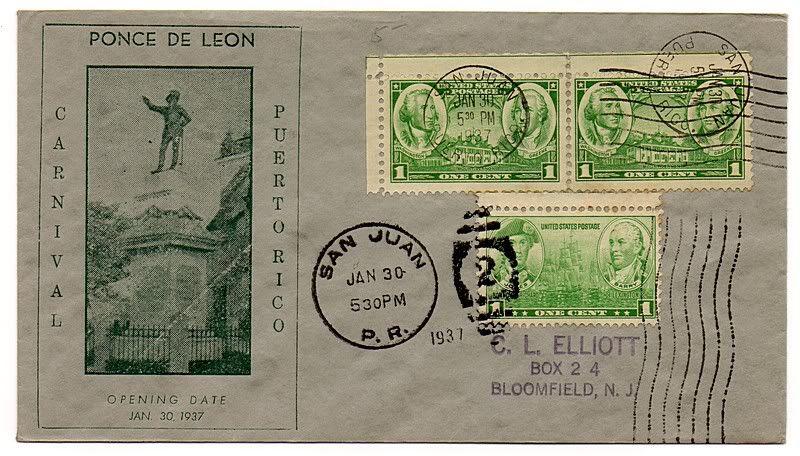 El Carnaval Ponce de Leon 1937 CarnavalPDL004