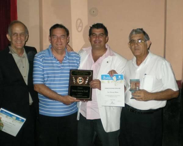 VIII CAMPEONATO NACIONAL DE FILATELIA  EN CUBA 2009 DSCN4513