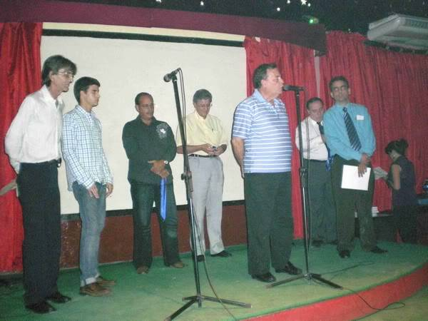 VIII CAMPEONATO NACIONAL DE FILATELIA  EN CUBA 2009 DSCN4551
