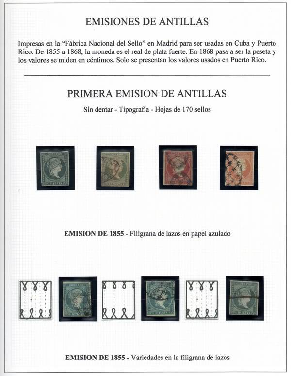 Imagenes de mi coleccion de Puerto Rico 1855-1898 PR001