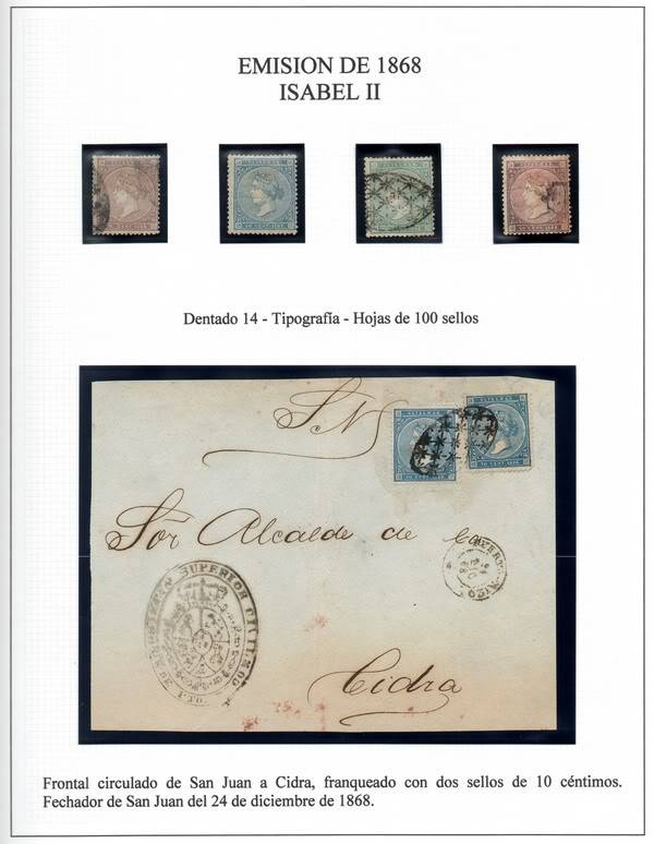 Imagenes de mi coleccion de Puerto Rico 1855-1898 PR006