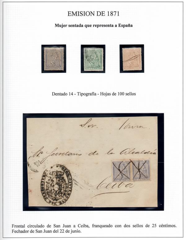 Imagenes de mi coleccion de Puerto Rico 1855-1898 PR010