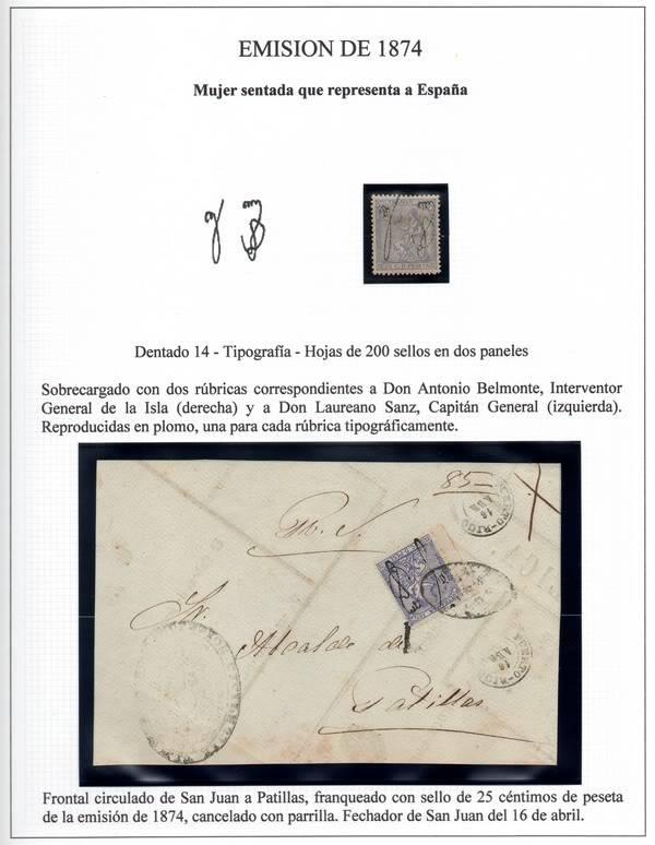 Imagenes de mi coleccion de Puerto Rico 1855-1898 PR015