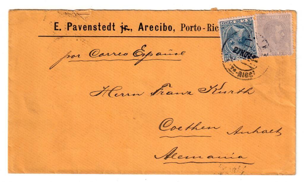 Ventas en ebay noviembre 2013 PuertoRicoRare1890coverArecibotoGermanyporCorreoEspanola114