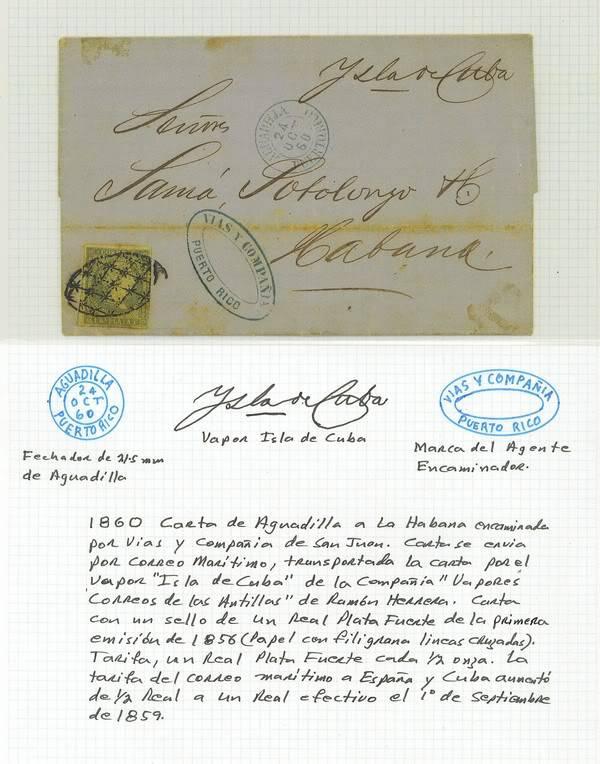 Articulo Puripex 2005 - HABLEMOS DE LOS PRIMEROS SELLOS DE ANTILLAS Foto3