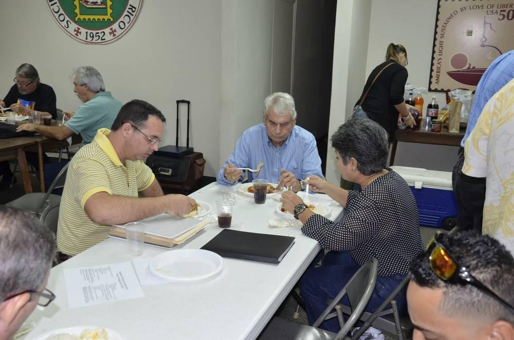 Asamblea Anual - octubre 20, 2013 20131020-2202