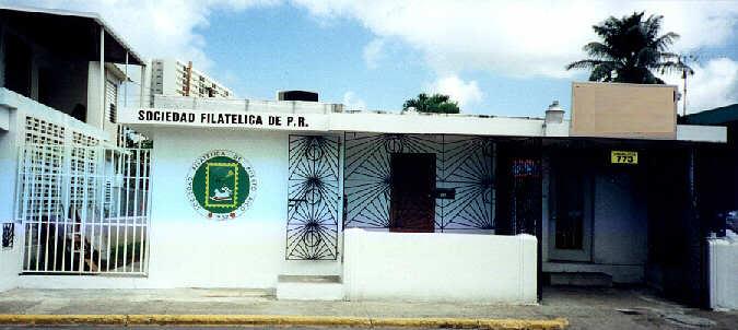 Que es la Sociedad Filatelica de Puerto Rico? Casaclub
