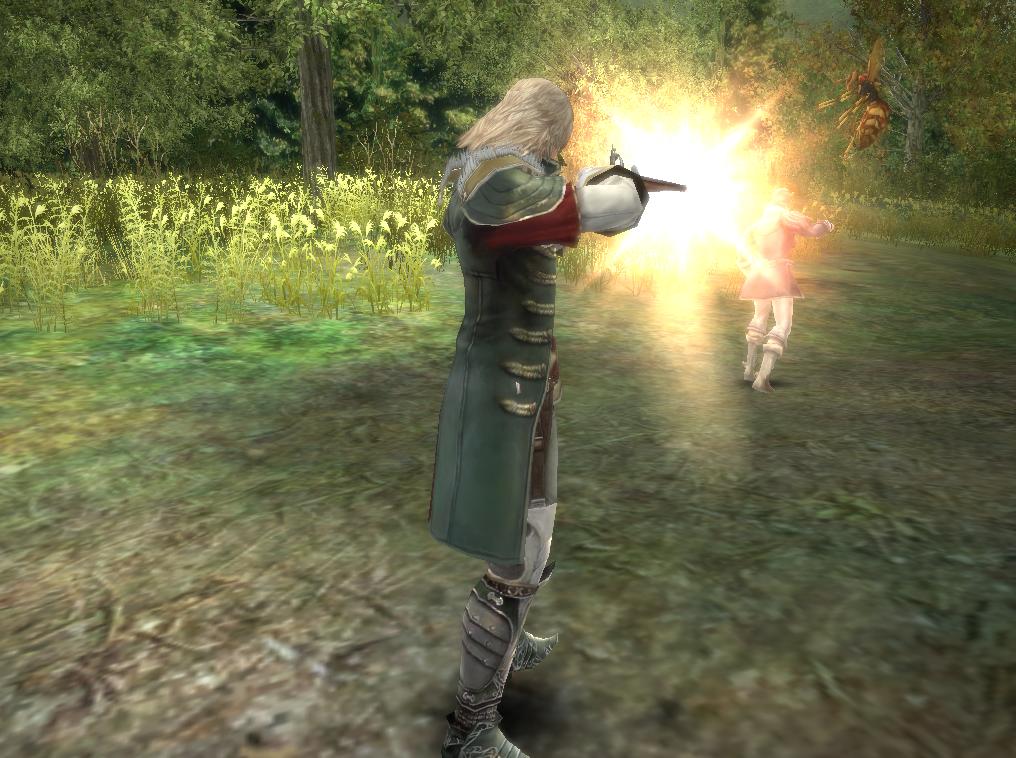 Granado Espada - Sword of the new world Screenshot2