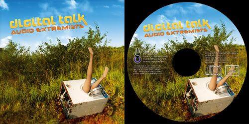 DIGITAL TALK : Audio Extremists - New Album >> Hadra Records Digitaltalk_cover_cd_500