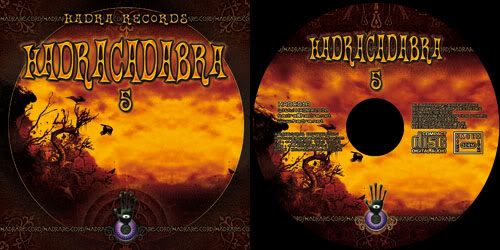 V.A. - HADRACADABRA 5   -   Hadra Records Hadra5_booklet_front_onbody
