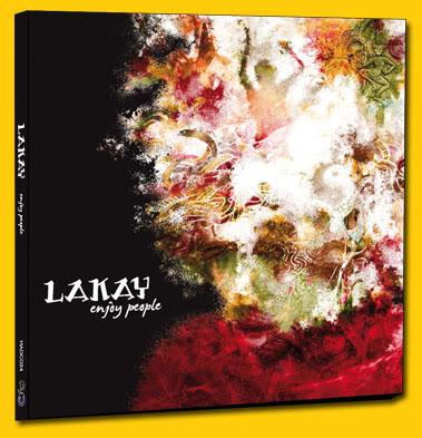 LAKAY - ENJOY PEOPLE - Premier Album - Hadra Records Lakay_enjoy_people_front_3D1