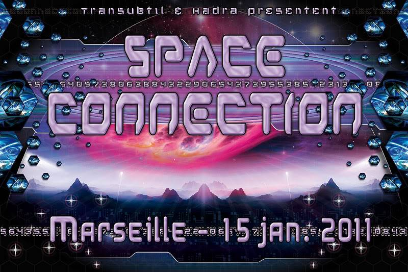 SPACE CONNECTION - 15/01/2011 - Marseille (France) Space_connection_flyer