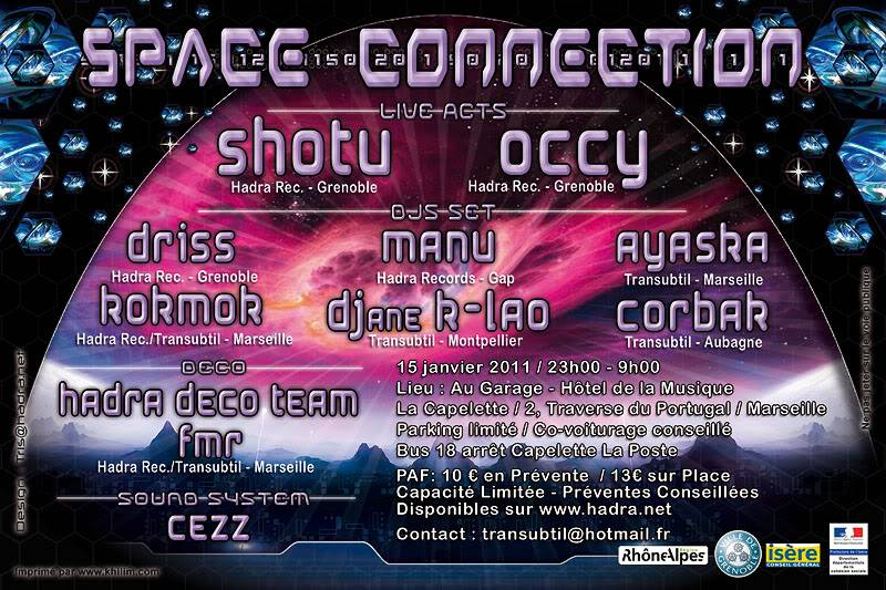 SPACE CONNECTION - 15/01/2011 - Marseille (France) Space_connection_flyer_back