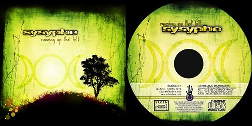 SYSYPHE - RUNNING UP THAT HILL – 1er album-Hadra Records- Sysyphe_runningupthathill_500