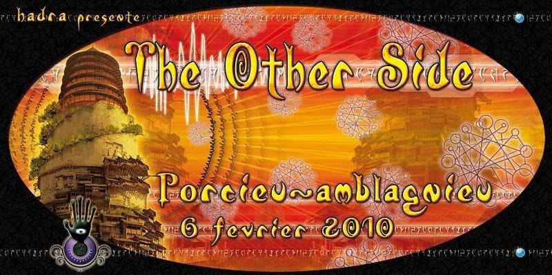 06/02/2010 - THE OTHER SIDE – HADRA (FRANCE) Theothersidefront
