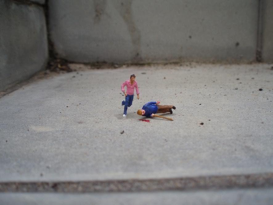 Mundos en miniatura [FotografiASS & Design] Kicking2022
