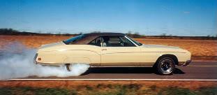 My 1998 Buick Riviera named Christine Burnout-1