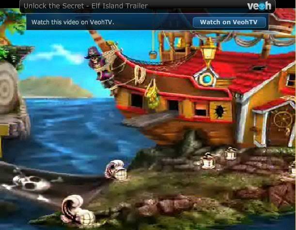 9/3 - Elf Island Trailer! Pirateship