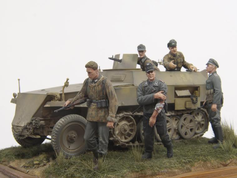 SdKfz 250 - Normandy PB-250-02