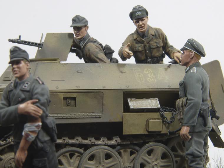 SdKfz 250 - Normandy PB-250-04
