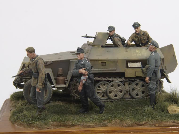 SdKfz 250 - Normandy PB-250-05