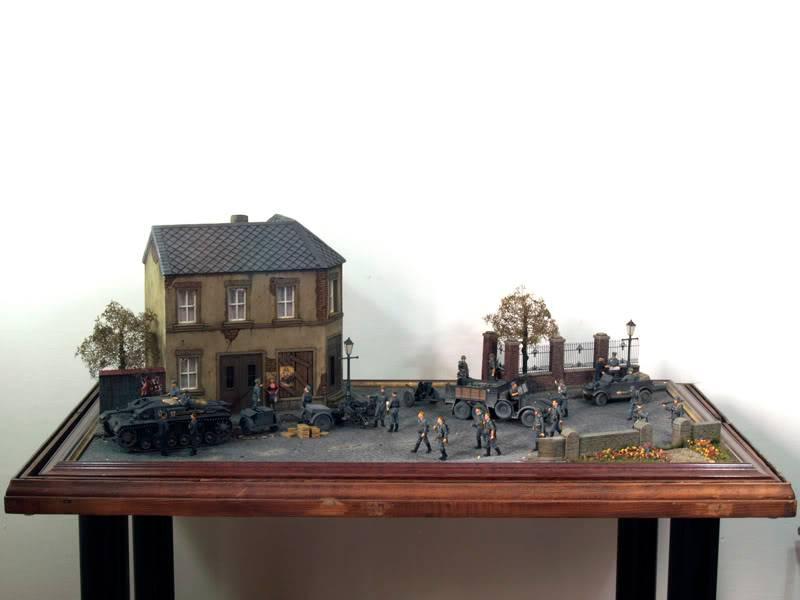 My BIGGEST Diorama - France 1940 PB-big05