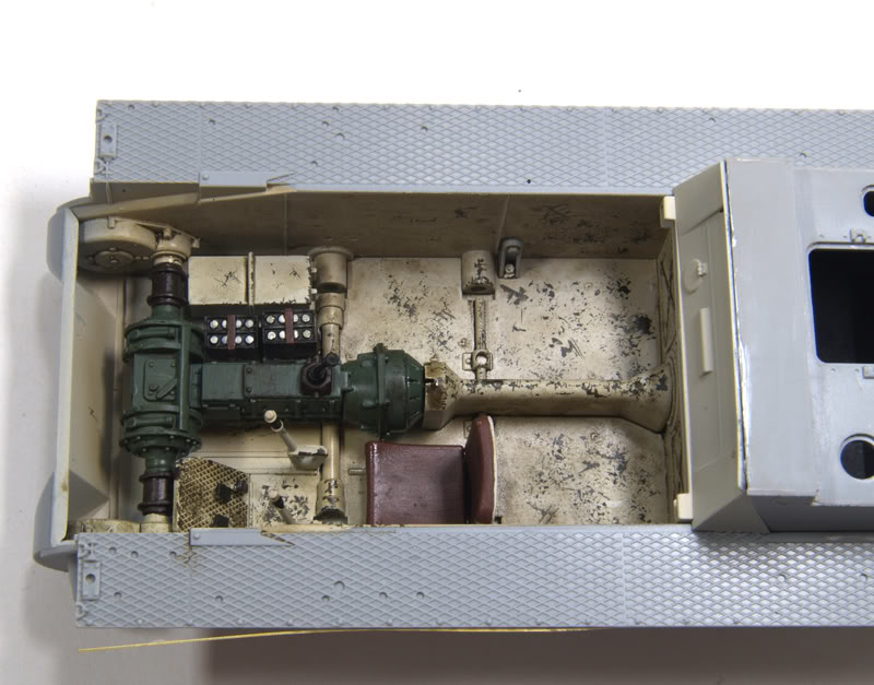 Dragon Bison I Diorama - FENCE IS WHITE PB-Bis05