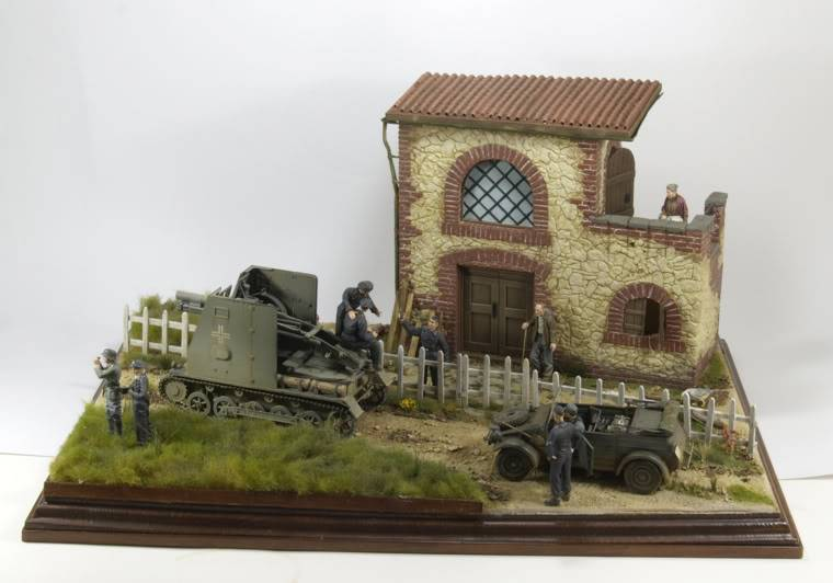 Dragon Bison I Diorama - FENCE IS WHITE - Page 4 PB-Dio6